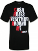Herren Shirt Cash Rules (L)
