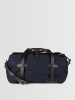 Filson SMALL RUGGED TWILL DUFFLE BAG dunkelblau