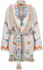 ALANUI Strickjacke TREE OF LIFE beige
