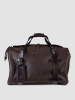 Filson WATERPROOF LEATHER DUFFLE BAG braun