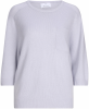 Allude Pullover flieder
