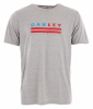 OAKLEY CALIFORNIA T-Shirt 2019 granite heather - S