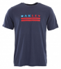 OAKLEY CALIFORNIA T-Shirt 2019 foggy blue - S