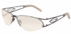 SMITH CAPTAIN Sonnenbrille silver/clear gradient mirror