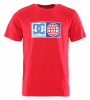 DC GLOBAL SALUTE T-Shirt 2018 tango red - M