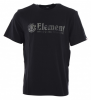ELEMENT BARK HORIZONTAL T-Shirt 2019 flint black - S