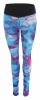 JET PILOT BEC ASCENT Lycra Leggings 2017 pink/blue - M
