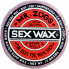 SEX WAX MR. ZOGS WARM SEX WAX ORIGINAL Surfwachs red