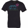 VAN ONE CLASSIC CARS T2 CALIFORNIA T-Shirt 2018 black cyan pink green - M
