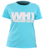 WH1 TYPO Lady T-Shirt turquoise - S