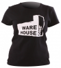 WH1 USED FACTORY Lady T-Shirt black - M