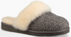 UGG COZY KNIT Hausschuh 2019 charcoal - 41