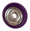 EAGLE WHEELS ALU CORE 100mm Wheel purple