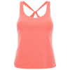 The North Face W Gentle Strech Cami- Top Women [Tropical Coral] (Größe: M)