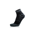 Eightsox Trail Long - Outdoorsocke [schwarz/anthrazit] (Größe: 1 - 37 - 38)