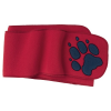 Jack Wolfskin Kids Paw Scarf - Fleeceschal [tango red]