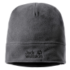 Jack Wolfskin Real Stuff Cap - Fleecemütze [grey heather]
