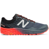 New Balance Fresh Foam Hierro v2 - Laufschuh Men [Black/Alpha Orange] (Größe: (US) 13 - EU 47,5)
