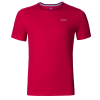Odlo T-Shirt s/s Crew Neck George - T-Shirt Men [chinese red] (Größe: M)