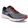 Brooks Launch 6 - Laufschuh Men [Ebony/Black/Cherry] (Größe: (US) 8 - EU 41,5 CM 26)