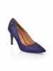 Pumps belmondo blau