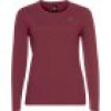 Only Play Langarmshirt ONPCLARISSA PLAIN LS TRAINING TEE-CURVY
