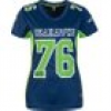 Fanatics T-Shirt Nfl Moro Poly Mesh Seattle Seahawks