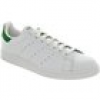 adidas  Kinderschuhe STAN SMITH J BIANCHE VERDI