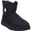 UGG  Stiefel Mini Bailey Button Bling BLK