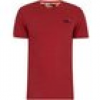 Superdry  T-Shirt Herren Vintage Stickerei T-Shirt, rot