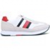 Tommy Hilfiger  Sneaker CORPORATE LEATHER FLAG RUNNER