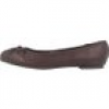 Andres Machado  Ballerinas TG104 Soft Marron