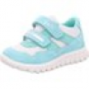 Superfit  Sneaker mint kombi klett