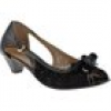 Progetto  Pumps B141LochHeel40plateauschuhe