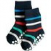 Multi Stripe Baby Stoppersocken