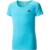 ADIDAS Girls Trainingsshirt / T-Shirt Prime Tee