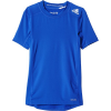 ADIDAS Boys Trainingsshirt / Funktionsshirt Techfit Base Tee Youth