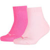 PUMA Kinder Socken QUARTER KIDS 2P