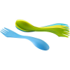 LIGHT MY FIRE Geschirr Besteck Spork Original 4-Pack