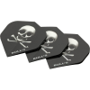 BULLS Dartpfeil Dartpfeil Flight Motex Std. Skull