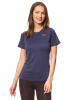 Speedo Funktionsshirt in Dunkelblau - 56% | Größe 40 | Damen outdoor tops shirts