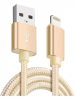SmartCase Lightning-Kabel in Gold - (L)2 m - 65% | Technikzubehoer