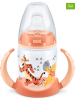 NUK 2er-Set: Trinklernflaschen ´´First Choice´´ in Lachs - 2x 150 ml - 27% | Baby ernaehrung
