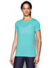 Under Armour Under Armour Trainingsshirts & -tops in türkis - 64% | Größe XS | Damen outdoor tops shirts