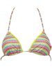 Ipanema Bikini-Oberteil ´´Indian Summer´´ in Bunt - 52% | Größe 34C-Cup | Damen outdoor bademode