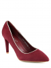 Poti Pati Pumps in Rot - 75% | Größe 41 | Pumps
