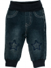 Salt and Pepper Jeans ´´Bear´´ in Dunkelblau - 73% | Größe 56 | Babyhosen