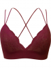 Magic Bodyfashion Bralette ´´Dream´´ in Rot - 66% | Größe L | Damenwaesche