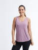 BALANCE COLLECTION Top ´´Elliot´´ in Flieder - 65% | Größe L | Damen tops