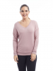 BALANCE COLLECTION Longsleeve ´´Mira´´ in Rosa - 75% | Größe L | Damen tops